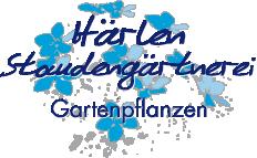 Haerlen Staudengärtnerei Logo